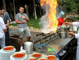 1 milyon ziyaretçi lezzet kültür ve eğlenceyle buluştu