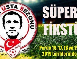 2019 -2020 sezonu 16 Ağustos'ta açılıyor