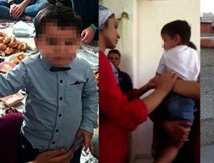3.5 yaşındaki çocuk, icra yoluyla annesinden alındı