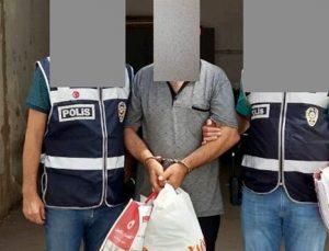 32 yıl hapis cezası bulunan şahıs yakalandı