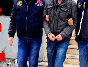 4 yıldır aranan PKK/KCK silahlı terör örgütü üyesi yakalandı