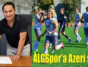 ALGSpor'a Azeri sağ bek
