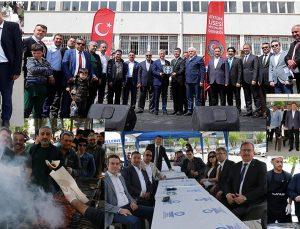 ALİMDER Atatürk Lisesi mezunlarını buluşturdu