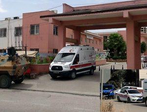 Azez'de TSK üssüne saldırı: 1 asker şehit, 4 asker yaralı