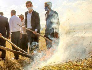 Başkan Doğru'dan kadın çiftçiler günü mesajı