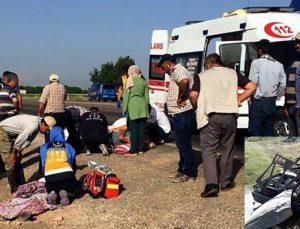 Bayram tatilinin ilk gününde yollar kan gölüne döndü:  13 ölü, 96 yaralı