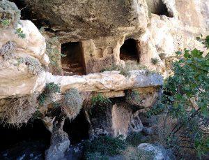 Bin 800 yıllık tripleks mağaralara ilk kez girildi