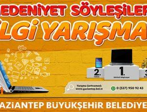Büyükşehir'den Medeniyet Söyleşileri bilgi yarışması