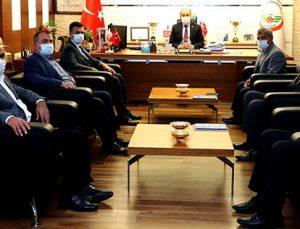 Çıkmazdan Belediye Başkanı Kılıç'a ziyaret