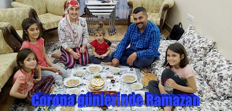 Corona günlerinde Ramazan