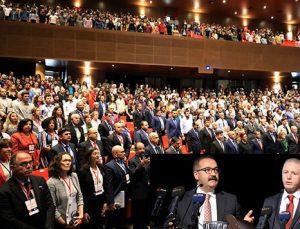 Dünya Göç ve Mülteci Kongresi geniş katlımla başladı