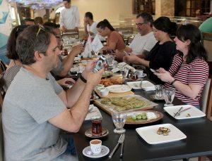 Dünyaca ünlü şefler dünyanın en iyi mutfağı Gaziantep'te