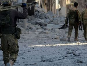 El-Bab patlamasının failleri yakalandı