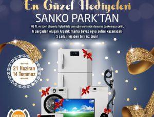 Evinizin en güzel hediyeleri SANKO Park'tan