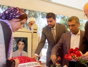 Gazeteci Kemal Bağcı mezarı başında anıldı