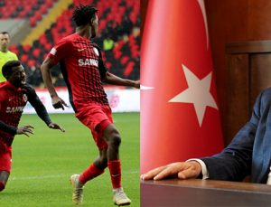 Gaziantep FK, devre arasını bekliyor