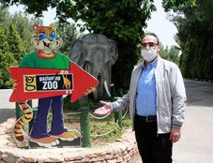 Gaziantep Hayvanat Bahçesi 15 Haziran'a hazırlanıyor