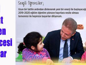 Gaziantep Valisi Davut Gül'den okul öncesi uyarılar