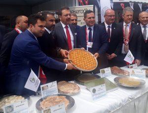 Gaziantep'in tescilli ürünleri Ankara'da sergilendi