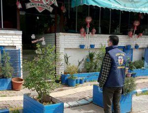 Gaziantep'te internet kafe ve oyun salonları denetlendi