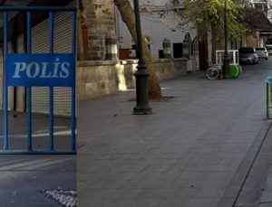 Gaziantep'te kısıtlama sessizliği sürüyor