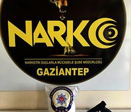 Gaziantep'te uyuşturucu operasyonu: 13 gözaltı