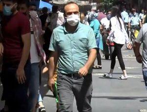 Gaziantep'te vaka sayısı artıyor, yoğunluk azalmıyor