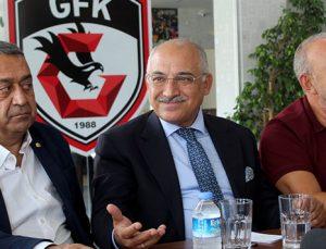 Gazişehir Gaziantep takımının ismi değişiyor
