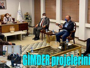 GİMDER projeleri anlattı