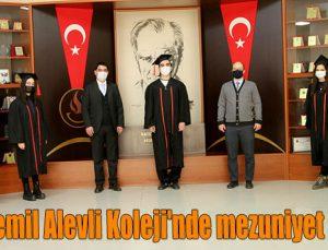 GKV' IB Cemil Alevli Koleji'nde mezuniyet heyecanı