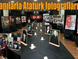 GKV'de anılarla Atatürk fotoğrafları sergisi