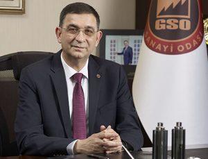 GSO Başkanı Adnan Ünverdi, 10 Ocak mesajı