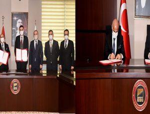 GSO ile Halkbank'tan kobi'leri rahatlatacak adım