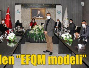 "GTB'den ""EFQM modeli"" atağı"