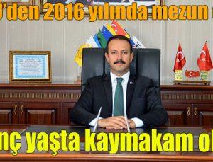 Hasan Kalyoncu Üniversitesi mezunu
