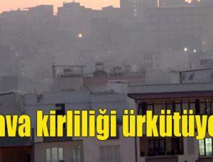 Hava kirliliği ürkütüyor