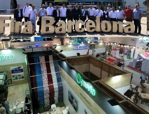 İspanya'ya Gaziantep damgası