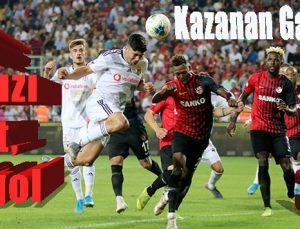 Kazanan Gazişehir: 3 – 2