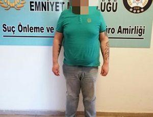 Kesinleşmiş hapis cezası bulunan suç makinesi yakalandı