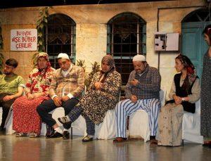 """Kilis'te """"Ahıl Adama Sermiye"""" konulu tiyatro gösterisi"""