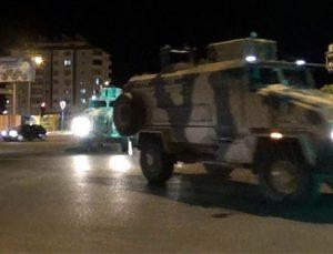 Komando birlikleri Suriye'ye sevk edildi