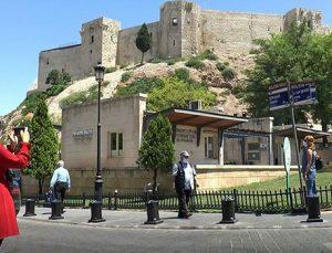 Korona virüs Gaziantep'in turizmine darbe vurdu