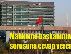 Mahkeme başkanının PKK sorusuna cevap veremedi