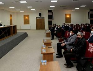 Nizip Belediyesi Şubat ayı meclis toplantısı yapıldı