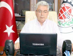 NTO Başkanı Özyurt Doğu ve Güney Doğu Anadolu Bölgesi Toplantısına Katıldı