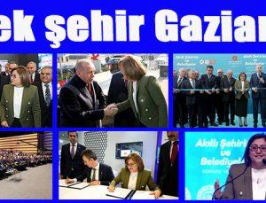 Örnek şehir Gaziantep
