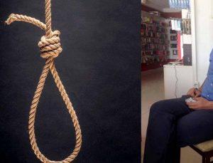 Arkadaşının evinde intihar etti