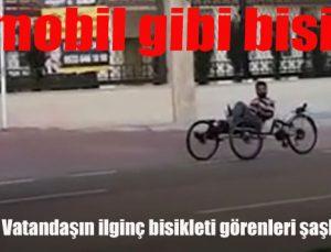 Otomobil gibi bisiklet