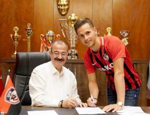 Pawel Olkowski, Gazişehir'e imzayı attı