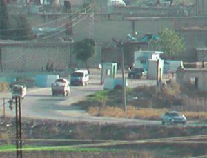 PKK/PYD terör örgütü Rasulayn'da kontrol noktalarından çekildi